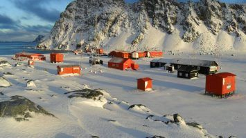 114 años en la Antártida
