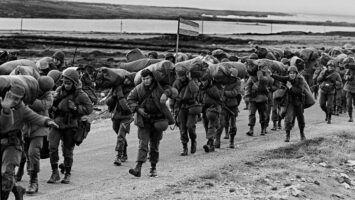 39 años de la guerra de Las Malvinas