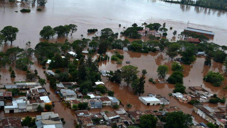7.000 evacuados