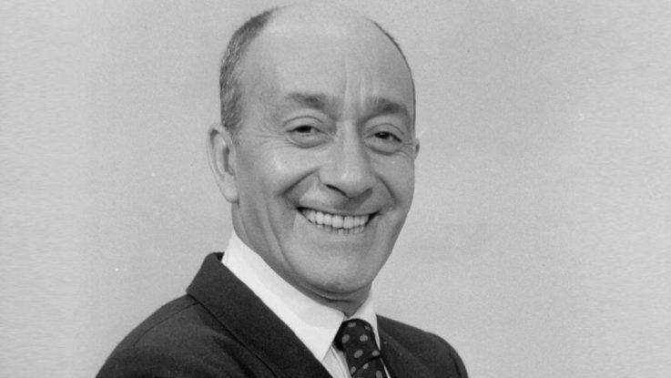 Alberto Olmedo cumpliria 85 anos