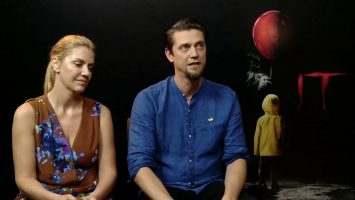Andres y Barbara Muschietti