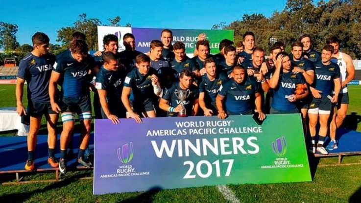 Argentina XV se consagró bicampeón
