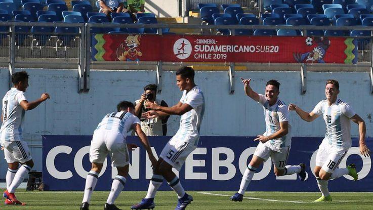Argentina se clasifica al Mundial