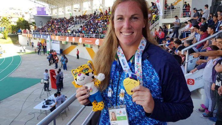 Argentina sumo cuatro medallas dorada