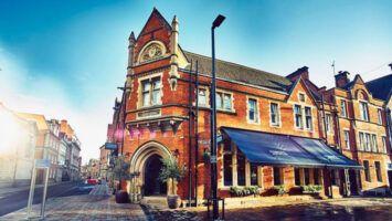 Bar y restaurante argentino en Leicester
