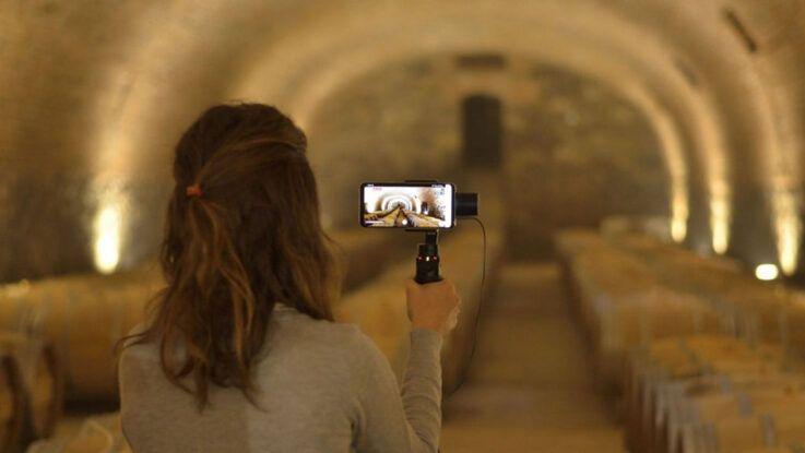 Bodega argentina ofrece tour virtual en vivo