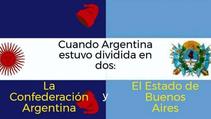 Buenos Aires estuvo 10 años independizada