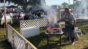 Campeonatos de asado argentino en Miami