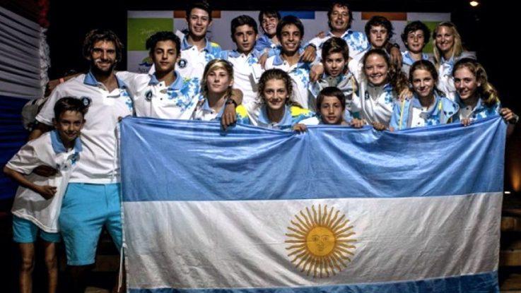 Campeones sudamericanos