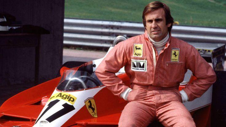 Carlos Reutemann el Lole