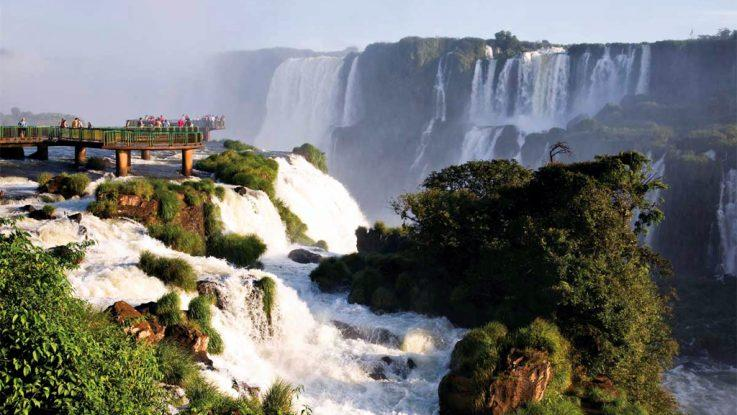 Reabren las cataratas del Iguazú