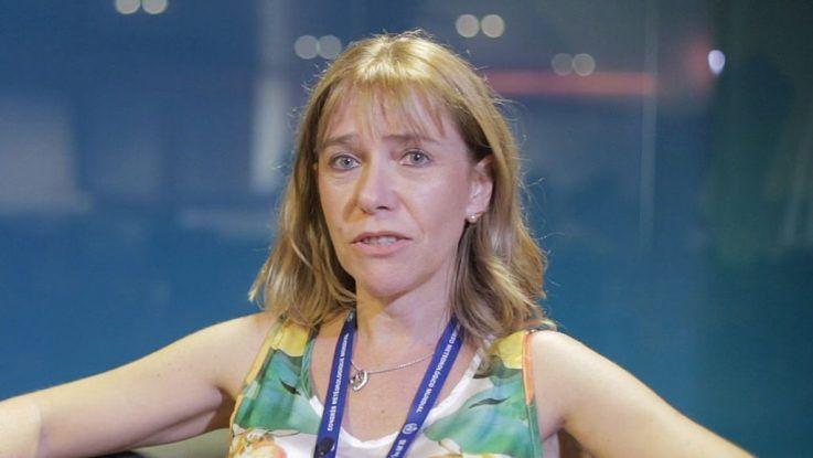 Celeste Saulo vicepresidenta de OMM