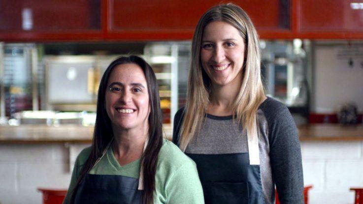 Cocineras argentinas de Street Food Latinoamérica