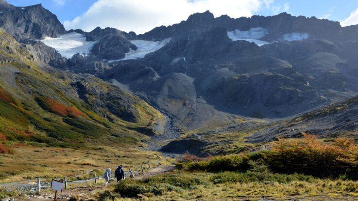 Cómo hacer trekking seguro en Tierra del Fuego