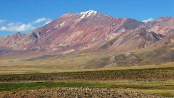 Cruzar los Andes al norte de Argentina