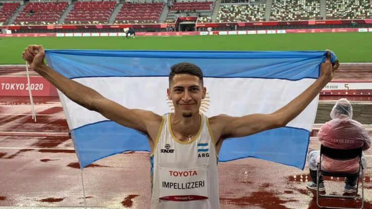 Cuarta medalla para Argentina
