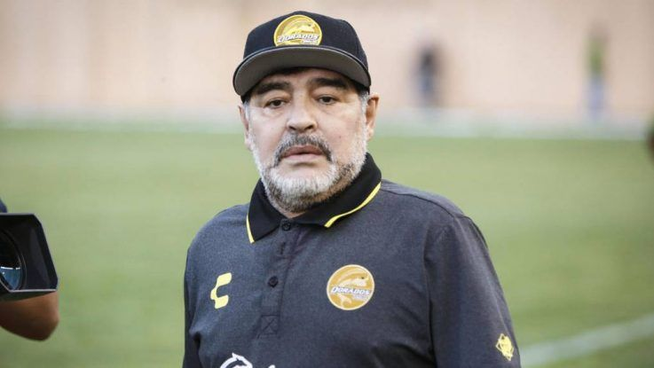 Diego Armando Maradona cumple 58 años