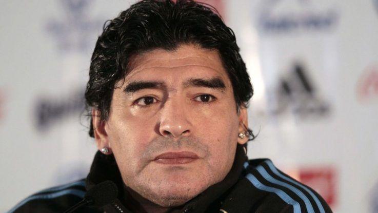 Diego Maradona cumple 58 años