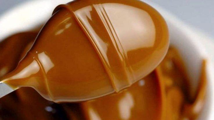 Dulce de leche for export