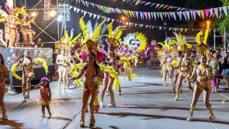 El Carnaval en argentina