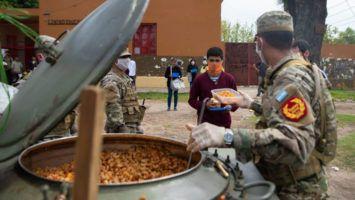 El Ejército, en guerra contra el coronavirus