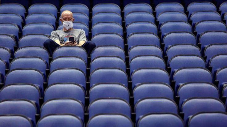 El coronavirus paraliza el deporte