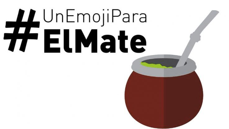 El mate podra tener su emoji