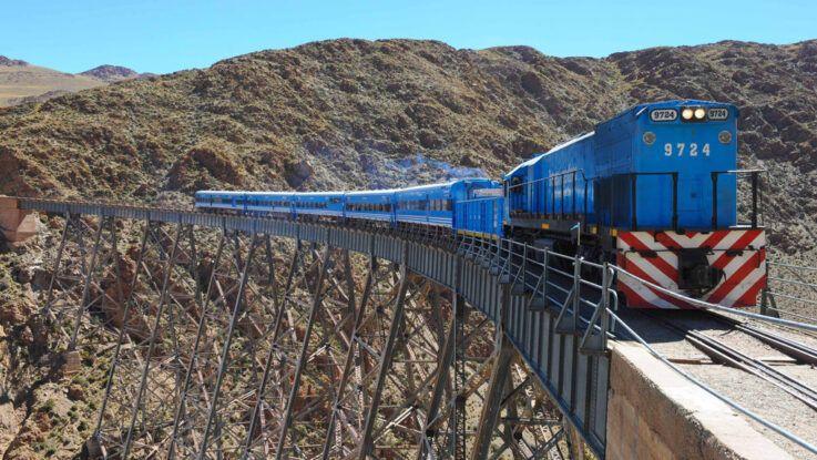 El regreso del Tren a las Nubes