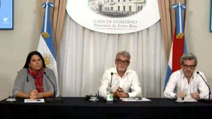 Entre Ríos sigue sin nuevos casos de coronavirus