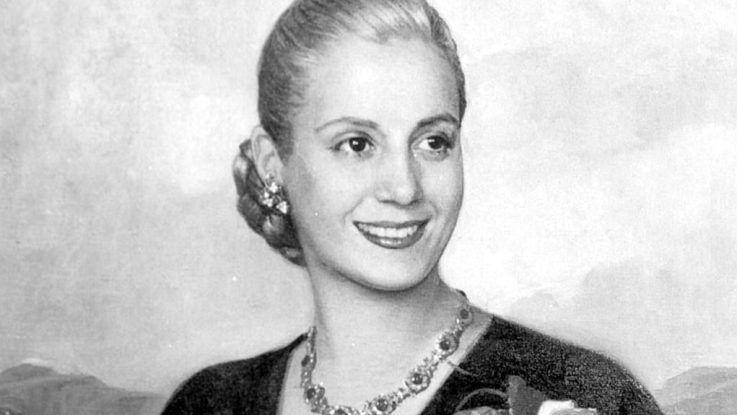 Eva Perón, 100 años de su nacimiento