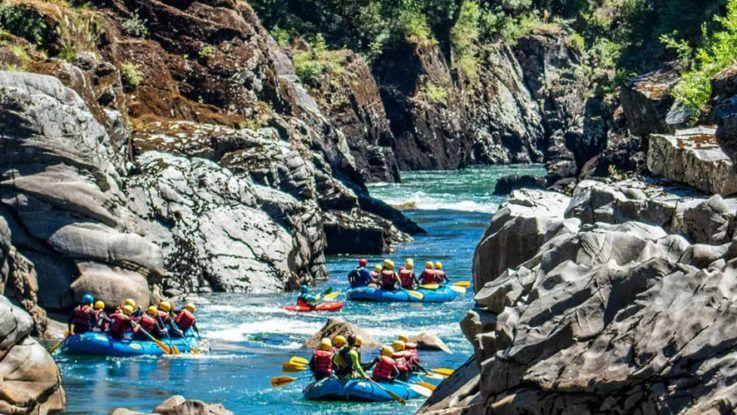 Excursiones y turismo aventura en Bariloche