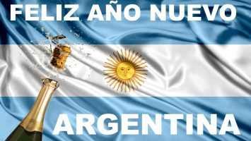 Feliz Año Nuevo Argentina