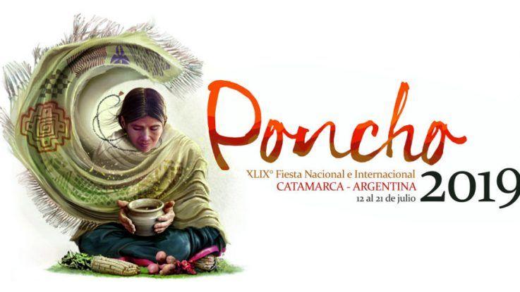 Fiesta Nacional del poncho en catamarca