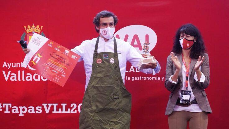 Gabriel Pedreira ganador del Mundial de Tapas