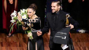 Ganadores del Mundial de Tango