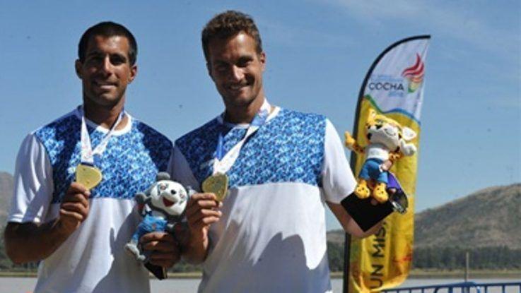 Gran jornada en los Juegos Odesur