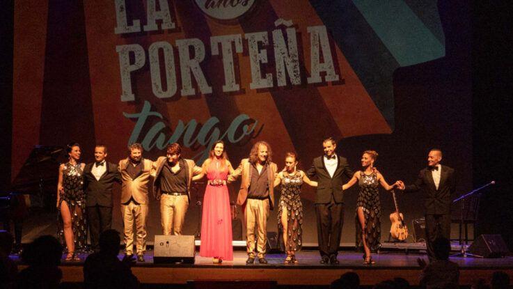 Grupo argentino 'La Porteña'