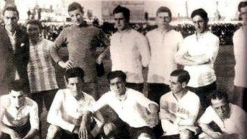Hace un siglo el fútbol no paró