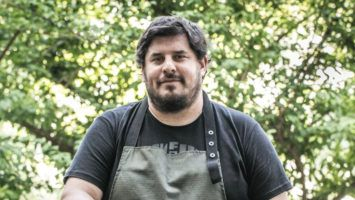 Hernán Gipponi especialista en arroz