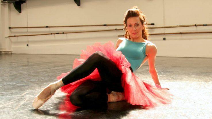 Ludmila Pagliero, brilla en la Ópera de París