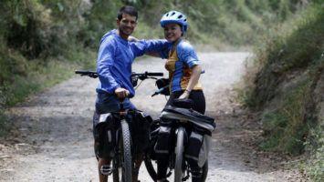Irán en bicicleta hasta el fin del mundo