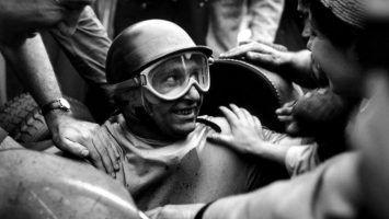Juan Manuel Fangio y su primer título