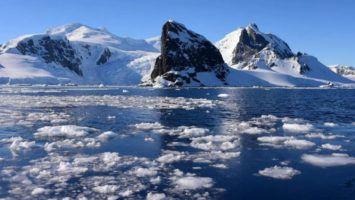 La Antártida bate un nuevo récord de temperatura