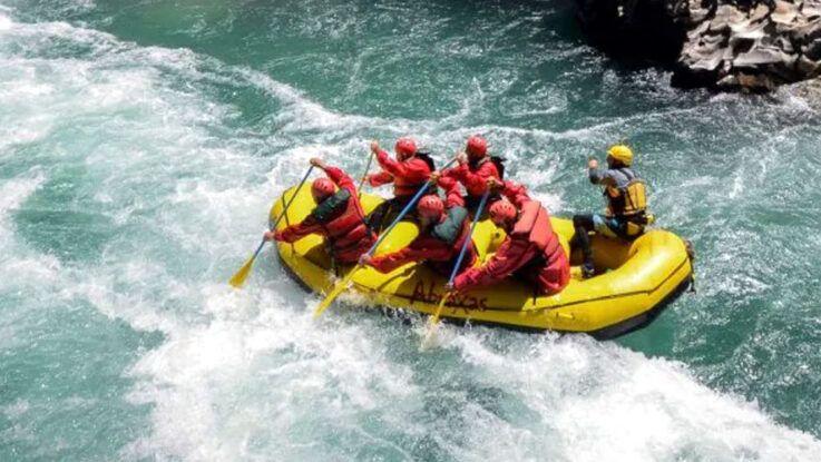 La Patagonia argentina para amantes del rafting