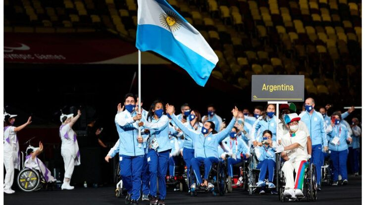 La delegación argentina realizó su mejor performance de la historia en Tokio.