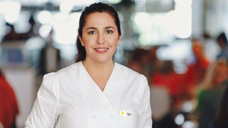 La mejor chef femenina es argentina
