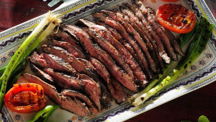 La región de ricas carnes asadas
