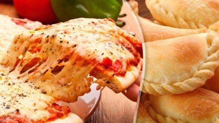 Las comidas más pedidas en Argentina