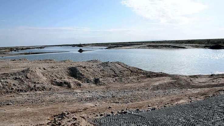 Las nuevas lagunas de Guanacache