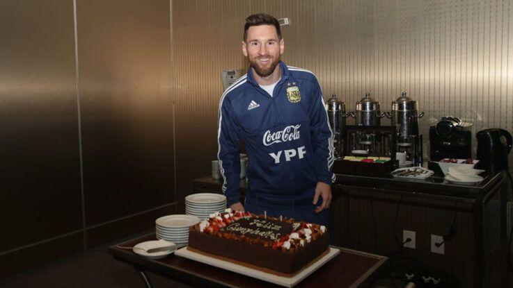 Lionel Messi cumple años